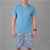 Áo thun thể thao nam tay ngắn COLO màu xanh biển