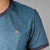 Áo thun thể thao nam tay ngắn COLO màu xanh nhớt